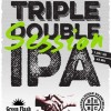 BarrelHouse Brewing / Green Flash - Triple Double Session IPA