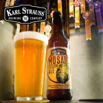 Karl Strauss Caps 64-Medal Winning Streak With Gold Medal For Mosaic Session Ale