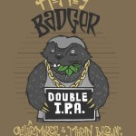 Marin Brewing & Cellarmaker Release Honey Badger Double IPA