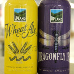Upland Brewing Puts Wheat Ale and Dragonfly IPA In 16 oz. Cans