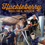 Elysian & Payette Brewing Northwest Huckleberry Sour Collaboration