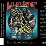 Ballast Point Brewing: Victory At Sea '14, Dead Ringer Bottles + More!