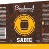 Beachwood BBQ Brewing SADIE