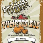 Bootlegger's Brewery First Ever Pumpkin Party Tonight
