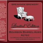 Breakside Brewery Rolls Out Bourbon Barrel-Aged Aztec