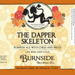 Burnside Brewing Introduces The Dapper Skeleton