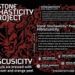 Stone Stochasticity Hibiscusicity