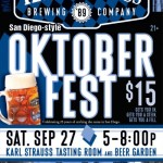 Karl Strauss Celebrates 25 Years By Throwing San Diego-Style Oktoberfest