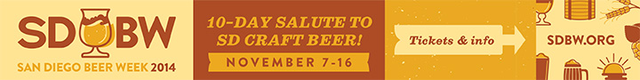 San Diego Beer Week 2014