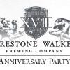 Firestone Walker XVIII Anniversary Party