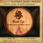 Avery Brewing To Release Black Eye Rum Barrel-Aged Stout
