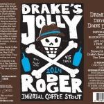 Details on Drake's Jolly Rodger 2014