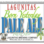 Laguntias Born Yesterday Label