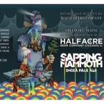 Maine Beer Company and Half Acre Collab Sapping Mammoth IPA Release 10/31/14