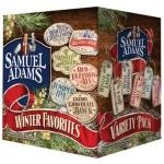 Samuel Adams Winter Favorites