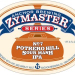 Anchor Brewing Releases Potrero Hill Sour-Mash IPA, 7th Zymaster Series Beer