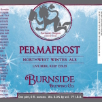Burnside Brewing Brings Back Permafrost For The Cold Weather Season