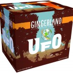Harpoon Brewery Introduces UFO Gingerland for the Winter