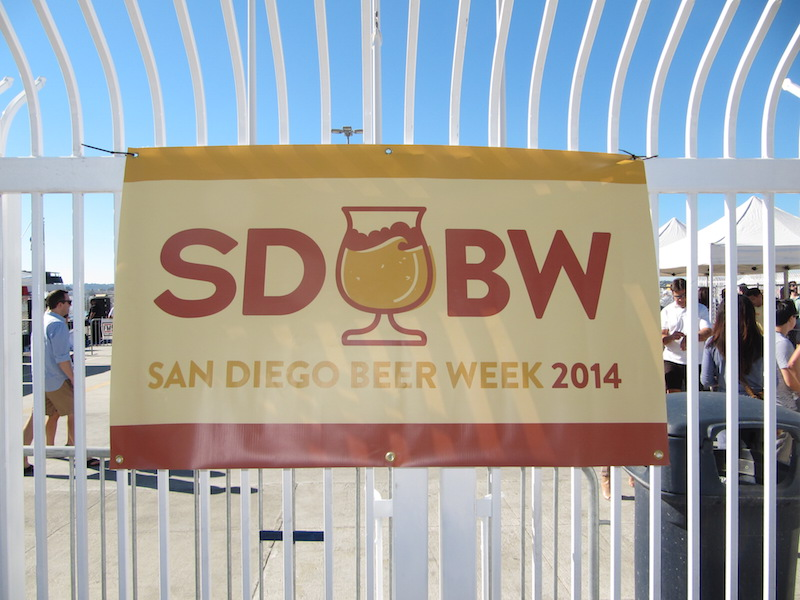 San diego beer week 2014 guild fest recap with pictures for Craft beer guild san diego