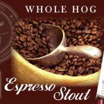 Stevens Point Brewery Releases Whole Hog Espresso Stout