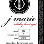 River North Whiskey Barrel J. Marie Returns November 15th