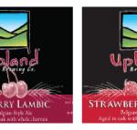 Upland Brewing Sours November 2014