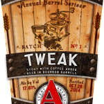 Avery Brewing - Tweak Bourbon Barrel-Aged Coffee Beer