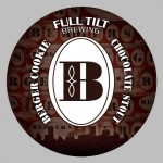 Full Tilt Brewing Berger Cookie Chocolate Stout Re-release