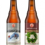 New Belgium Brewing - Accumulation & Frambozen