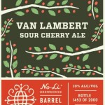 No-Li Brewhouse Releases Unique Small Batch Barrel-Aged Sour Cherry Beer