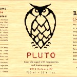 Night Shift Brewing Barrel Society Release #7 Pluto