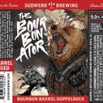 Sudwerk Brewing Bourbonator Debuts Friday