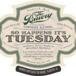 The Bruery So Happens It's Tuesday Sales Refunded