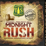 Tioga Sequoia Brewing: Rush Day Featuring 3 Beer Releases 12/20/14