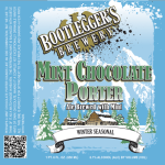 Bootlegger's Brewery Mint Chocolate Porter Returns For Winter Season