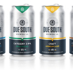Due South Brewing Updates Branding With Can Lineup