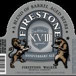 Firestone Walker XVIII Anniversary Ale