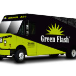 Green Flash Brewing Set To Launch Green Flash Gastro Food Truck