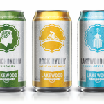 Lakewood Brewing Cans
