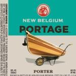 New Belgium Portage Porter, New Spring Seasonal