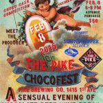 7th Annual Pike Brewing Chocofest