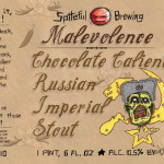 Spiteful Brewing Releases Malevolence: Chocolate Caliente Russian Imperial Stout