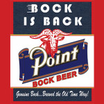 Stevens Point Brewery – Point Bock Returns for Winter