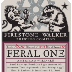 Firestone Walker Feral One Batch 2