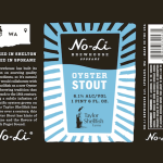 No-Li Brewhouse Oyster Stout – Shipping March 3rd
