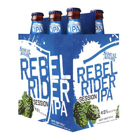 Sam Adams Rebel Rider Session IPA