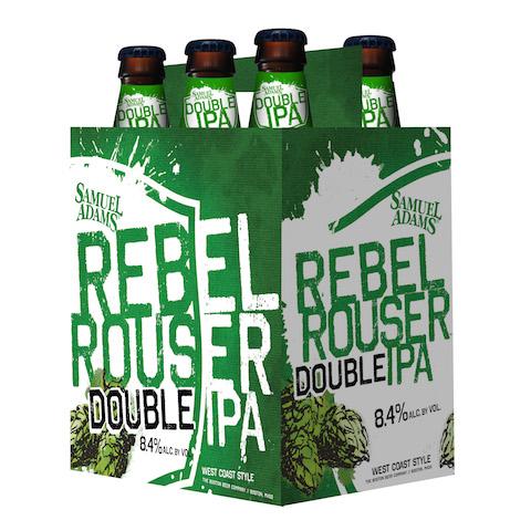 Sam Adams Rebel Rouser Double IPA
