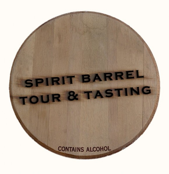 The Bruery Spirit Barrel Tour Tasting