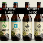 Elevation Beer Company Bottles 2015