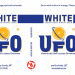 Harpoon Brewery - UFO White